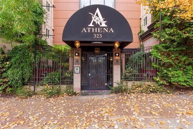 323 Queen Anne Ave N #417, Seattle, WA 98109 (#1533538) :: Beach & Blvd Real Estate Group