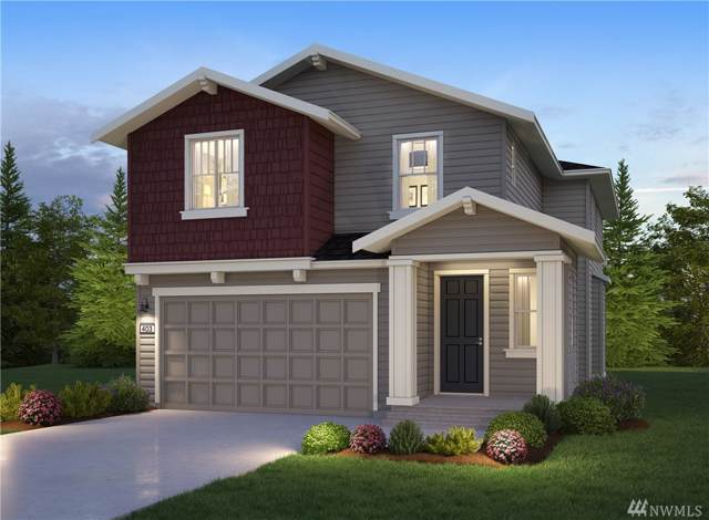 9023 Viola St SE, Tumwater, WA 98501 (#1533620) :: Chris Cross Real Estate Group