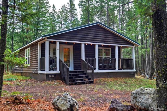 2 Doe Road, Mazama, WA 98833 (#1533627) :: Pickett Street Properties