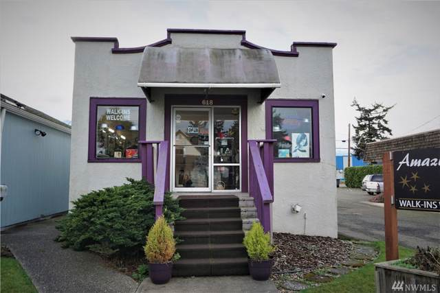 618 E Front St, Port Angeles, WA 98362 (#1533828) :: The Kendra Todd Group at Keller Williams