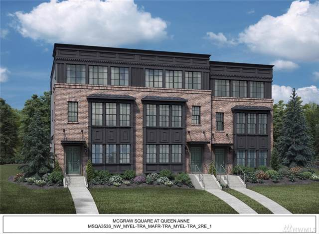 921 W Mcgraw #34, Seattle, WA 98119 (#1533852) :: Capstone Ventures Inc