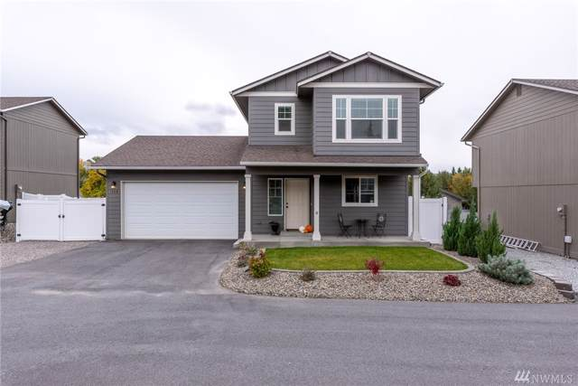 119 NW Porters Ct, East Wenatchee, WA 98802 (#1533897) :: Center Point Realty LLC