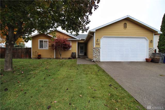 211 W Mt. Baker Ct, Ellensburg, WA 98926 (#1533898) :: Ben Kinney Real Estate Team