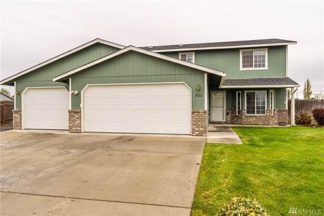 530 N Monarch St, Moses Lake, WA 98837 (MLS #1534089) :: Nick McLean Real Estate Group