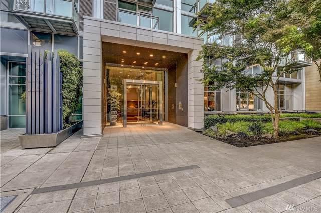 2911 2nd Avenue #710, Seattle, WA 98121 (#1534127) :: Mosaic Home Group