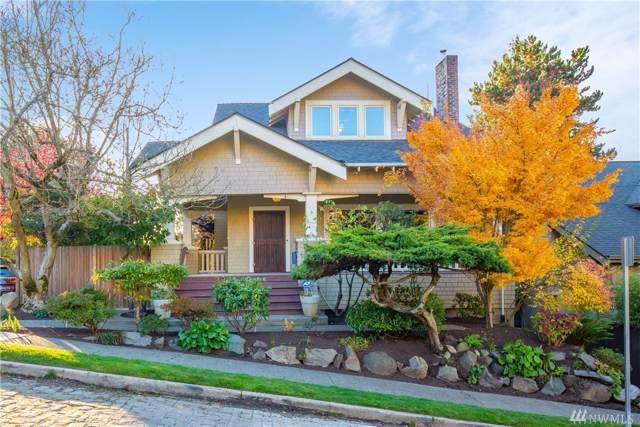 1318 E Boston St, Seattle, WA 98102 (#1534147) :: Alchemy Real Estate