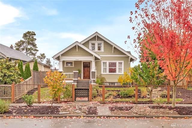 2325 S Grant Ave, Tacoma, WA 98405 (#1534167) :: The Kendra Todd Group at Keller Williams