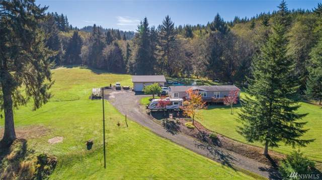 654 Mill Creek Rd, Raymond, WA 98577 (#1534176) :: Hauer Home Team