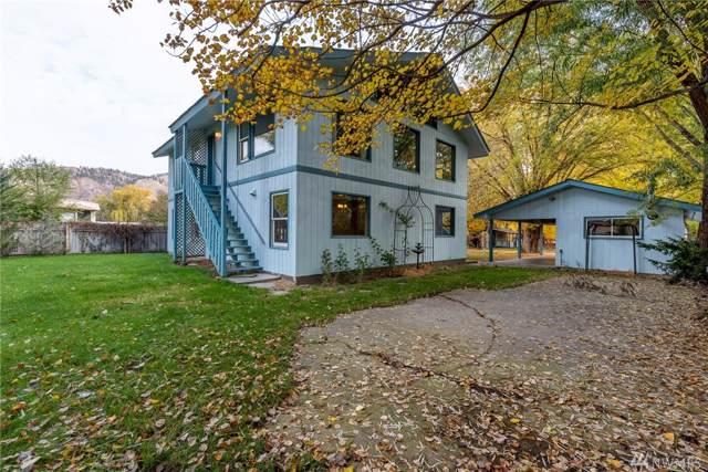 5141 Mission Creek Rd, Cashmere, WA 98815 (#1534194) :: McAuley Homes