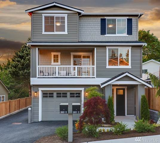 538-A NE 92nd St, Seattle, WA 98115 (#1534217) :: Real Estate Solutions Group