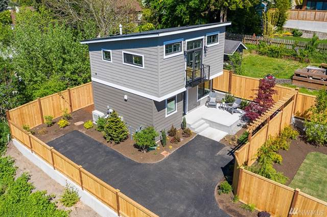 538-B NE 92nd St, Seattle, WA 98115 (#1534228) :: Real Estate Solutions Group