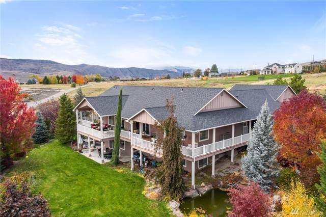 658 Majestic View Dr, Wenatchee, WA 98801 (#1534266) :: Crutcher Dennis - My Puget Sound Homes