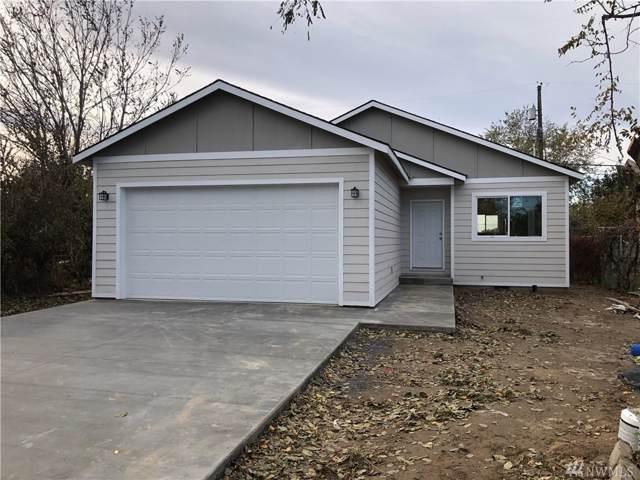 411 S Madison, Warden, WA 98857 (MLS #1534344) :: Nick McLean Real Estate Group