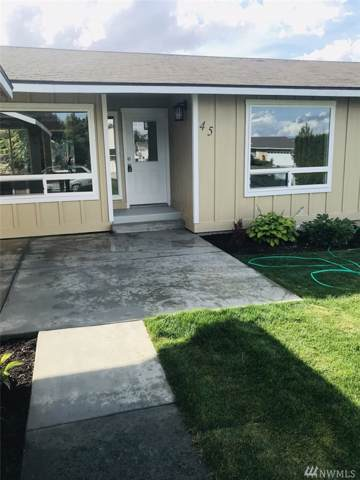 45 Ridge Dr, Ephrata, WA 98823 (MLS #1534575) :: Nick McLean Real Estate Group