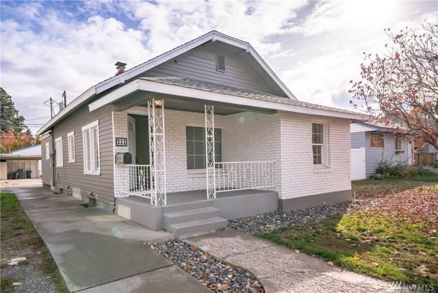 211 Fuller St, Wenatchee, WA 98801 (#1534620) :: The Robinett Group