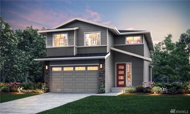 8619 75th (Lot 4) St NE, Marysville, WA 98270 (#1534768) :: Real Estate Solutions Group
