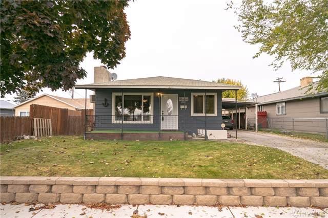 321 J St SE, Quincy, WA 98848 (#1534840) :: Record Real Estate