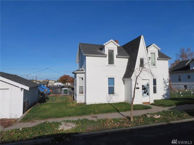 105 E 2nd Ave, Ritzville, WA 99169 (#1535005) :: Better Homes and Gardens Real Estate McKenzie Group