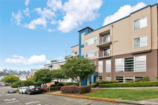 3919 Latona Ave NE #401, Seattle, WA 98105 (#1535041) :: Pickett Street Properties