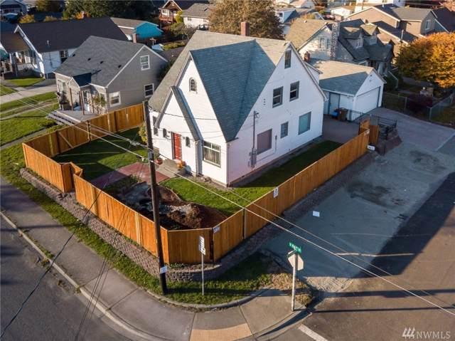 1501 S 56th St, Tacoma, WA 98408 (#1535184) :: Ben Kinney Real Estate Team