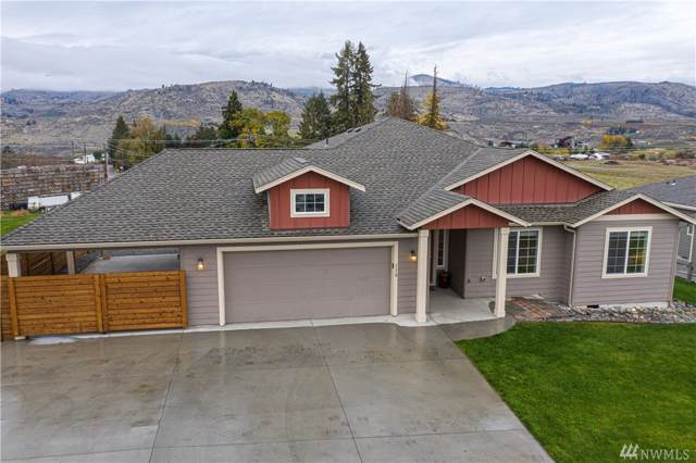 110 Cloudless Dr, Manson, WA 98831 (#1535193) :: Better Homes and Gardens Real Estate McKenzie Group