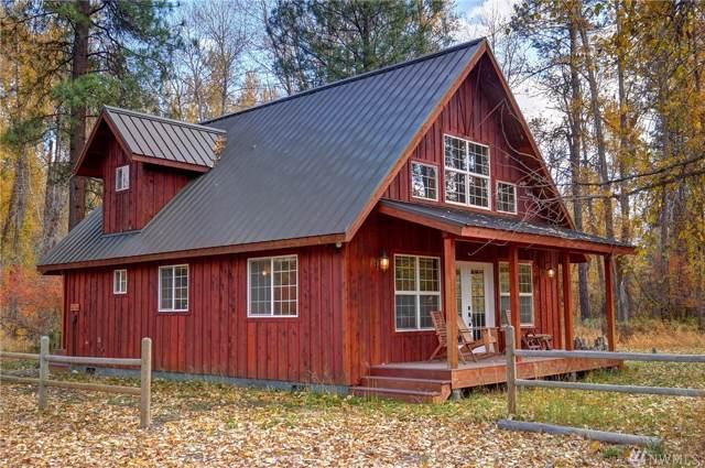 614 Methow Valley Hwy N, Twisp, WA 98856 (MLS #1535234) :: Nick McLean Real Estate Group