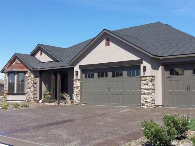 906 NE 7th Ave, Ephrata, WA 98823 (#1535253) :: Hauer Home Team