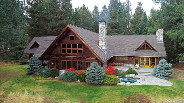 850 Wolf Creek Rd, Winthrop, WA 98862 (#1535444) :: Center Point Realty LLC