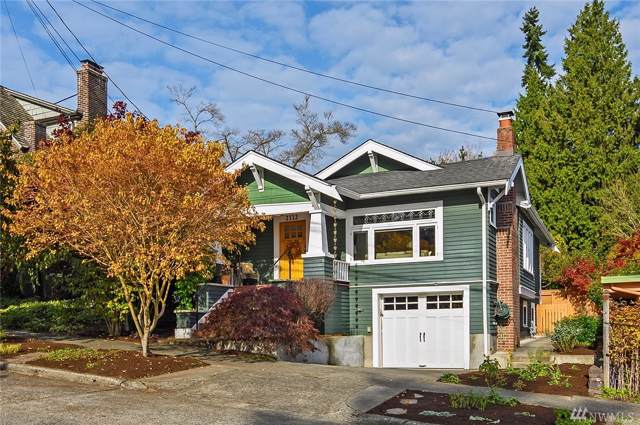 2112 N 39th St, Seattle, WA 98103 (#1535451) :: Real Estate Solutions Group