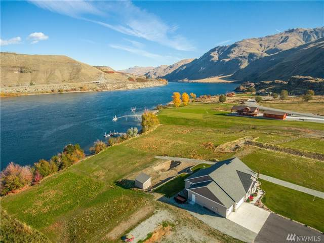 167 Northshore Dr, Orondo, WA 98843 (MLS #1535460) :: Nick McLean Real Estate Group