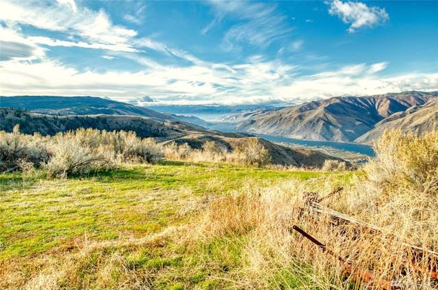 0 Ridgeview Lot B, Orondo, WA 98843 (MLS #1535930) :: Nick McLean Real Estate Group