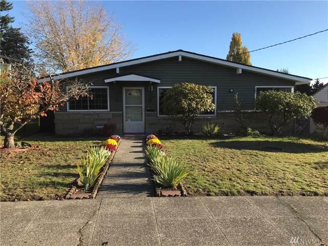 10660 63rd Ave S, Seattle, WA 98178 (#1536007) :: Ben Kinney Real Estate Team