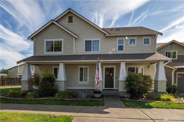 7004 Flute St SE, Lacey, WA 98513 (#1536016) :: Mary Van Real Estate