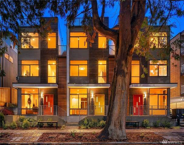 764-B Belmont Place E, Seattle, WA 98102 (#1536106) :: Real Estate Solutions Group