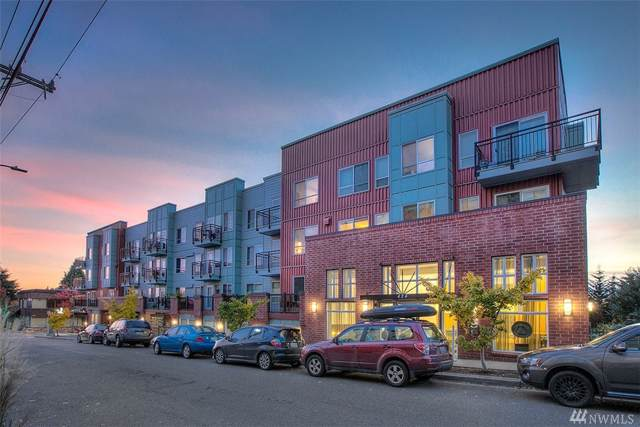 424 N 85th St #414, Seattle, WA 98103 (#1536161) :: Better Homes and Gardens Real Estate McKenzie Group