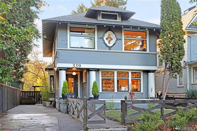 339 17th Ave, Seattle, WA 98122 (#1536212) :: Better Homes and Gardens Real Estate McKenzie Group
