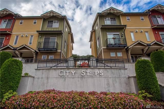 2124 Yakima Ave #205, Tacoma, WA 98405 (#1536374) :: Ben Kinney Real Estate Team
