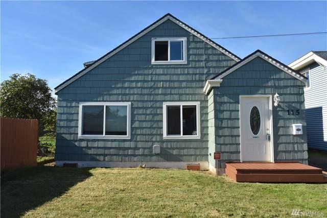 115 Cleveland, Hoquiam, WA 98550 (#1536408) :: Northwest Home Team Realty, LLC