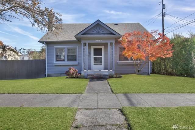 1007 S Lawrence St, Tacoma, WA 98405 (#1536671) :: Northern Key Team