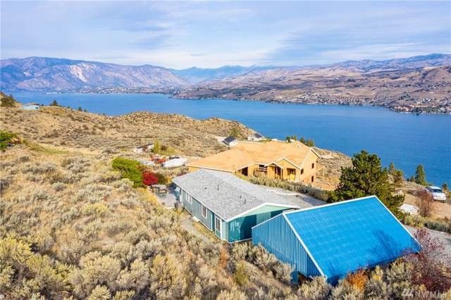 20 Little Butte Ranch Rd, Chelan, WA 98816 (#1536786) :: Better Homes and Gardens Real Estate McKenzie Group