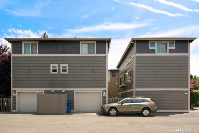 1115 N 85th St A, Seattle, WA 98103 (#1536819) :: Better Homes and Gardens Real Estate McKenzie Group
