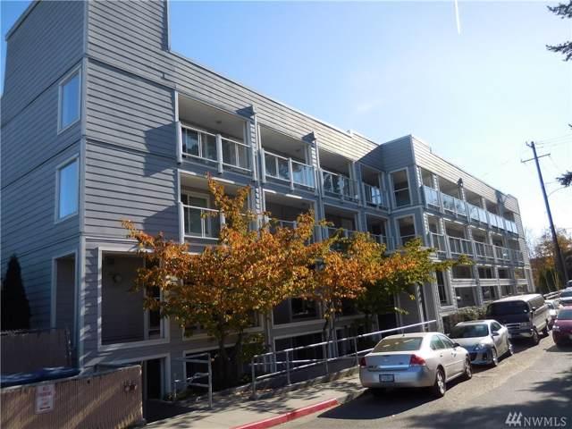 3318 30th Ave SW B502, Seattle, WA 98126 (#1536995) :: McAuley Homes