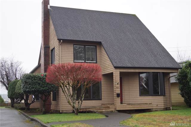 421 W 5th St, Aberdeen, WA 98520 (#1537310) :: The Kendra Todd Group at Keller Williams