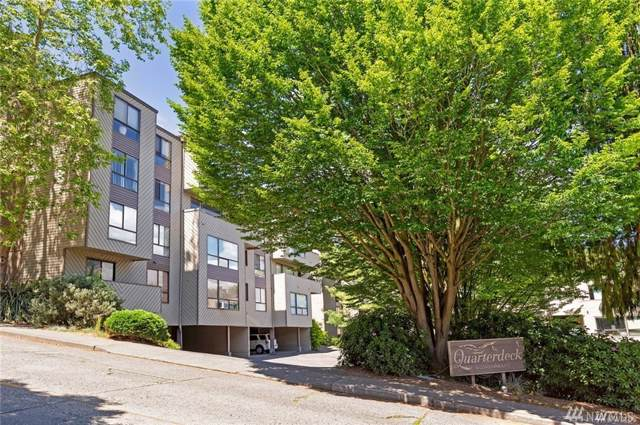 3710 26th Place W #205, Seattle, WA 98199 (#1537346) :: Real Estate Solutions Group