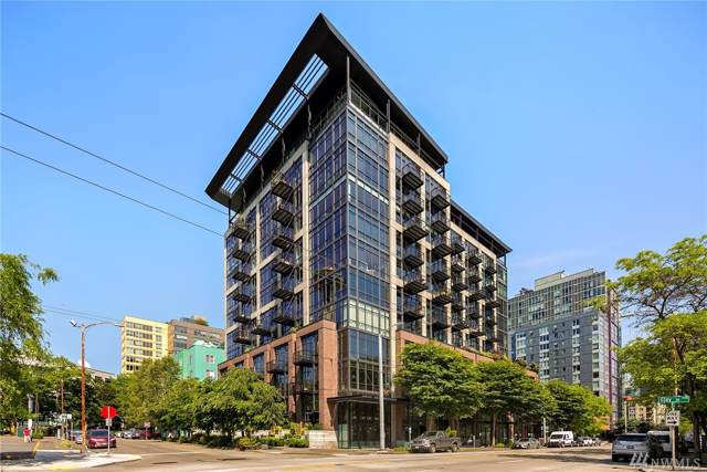 2720 3rd Ave #414, Seattle, WA 98121 (#1537363) :: Record Real Estate