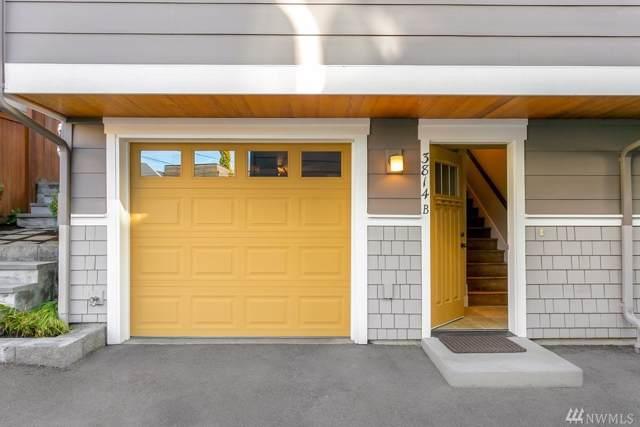 3814 Interlake Ave N B, Seattle, WA 98103 (#1537391) :: Northwest Home Team Realty, LLC