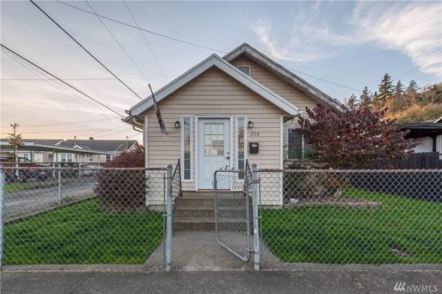 208 23rd, Hoquiam, WA 98550 (#1537610) :: Northwest Home Team Realty, LLC