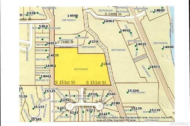 6250 S 151st St, Tukwila, WA 98188 (#1537728) :: Record Real Estate