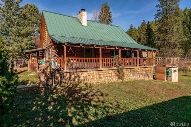 12413 Chumstick Hwy, Leavenworth, WA 98826 (#1537731) :: The Kendra Todd Group at Keller Williams