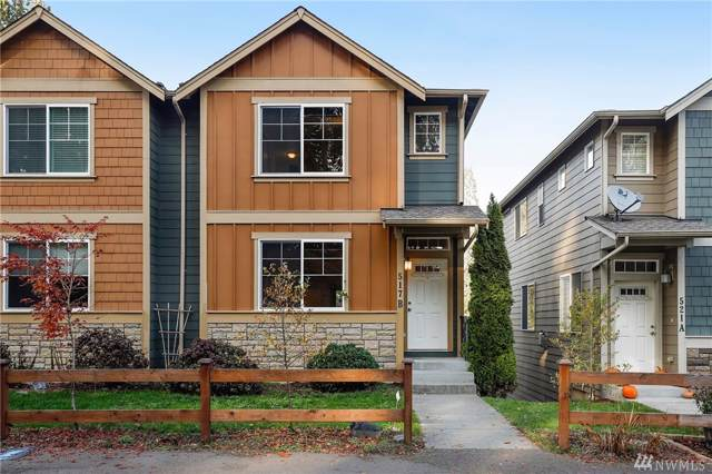 517 E Division St B, Arlington, WA 98223 (#1537806) :: Better Homes and Gardens Real Estate McKenzie Group